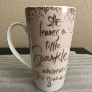 She Leaves A Little Sparkle Mug